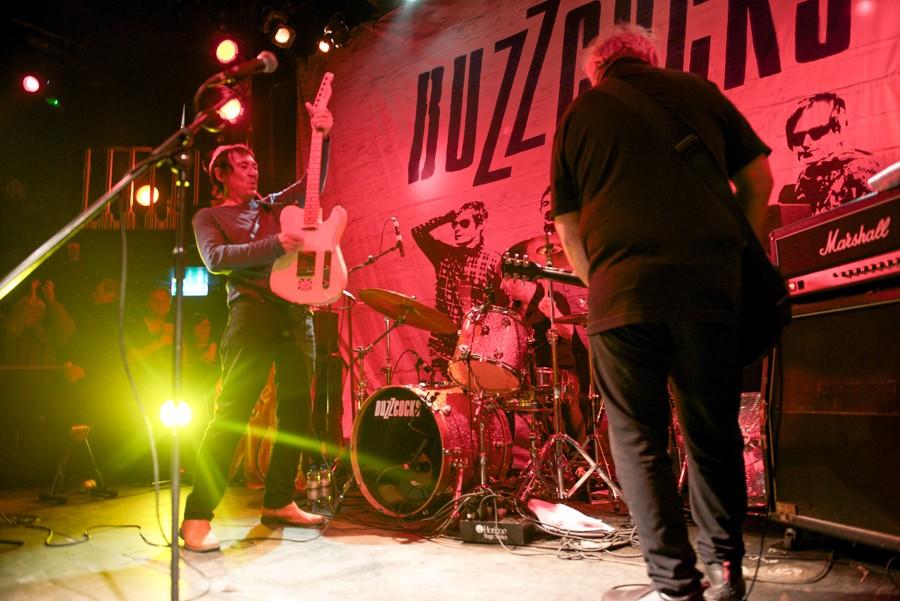 The Buzzcocks at The Kazimier