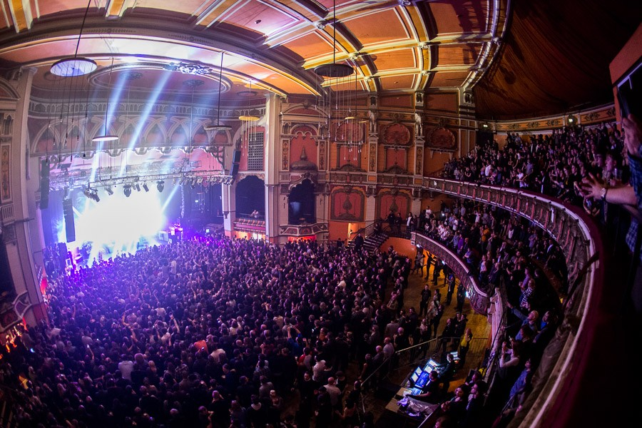 Foals at The Olympia