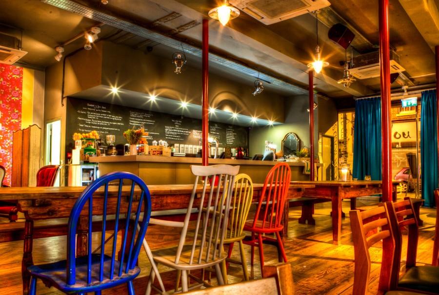 Leaf Tea Shop