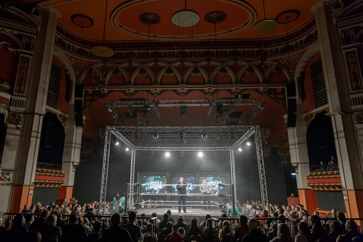 Liverpool Olympia A Look Around Merseyside S Hidden Gem