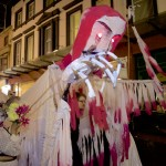 The Voodoo Ball parade