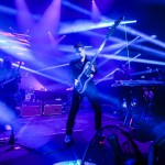 New Order play Liverpool's Olympia last November