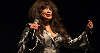Ronnie Spector - photograph:  Samir Hussein via The Guardian