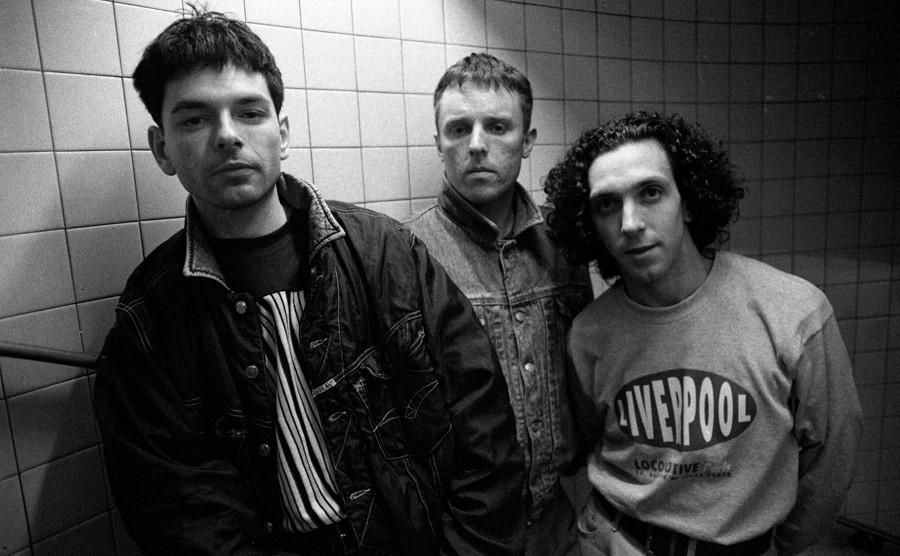 Paul Cavanagh, Alan Wills, Joe Fearon, TOP, Paris 1990