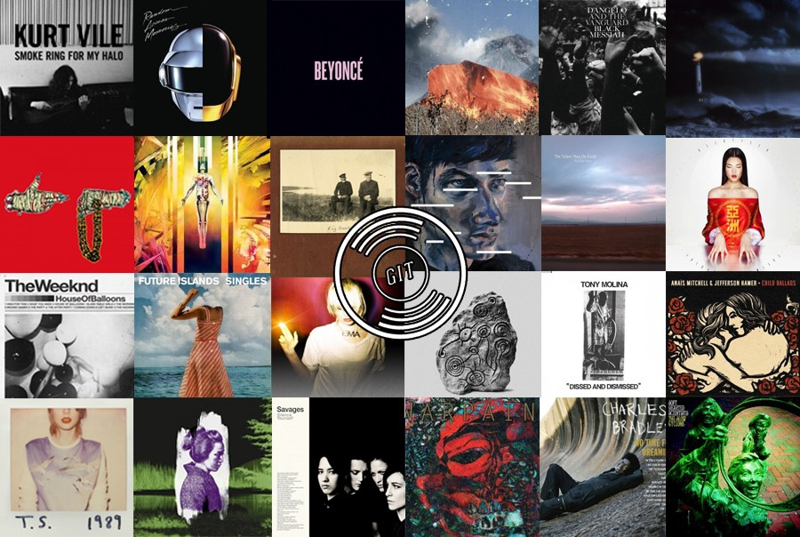 The Getintothis Albums of 2010-2015