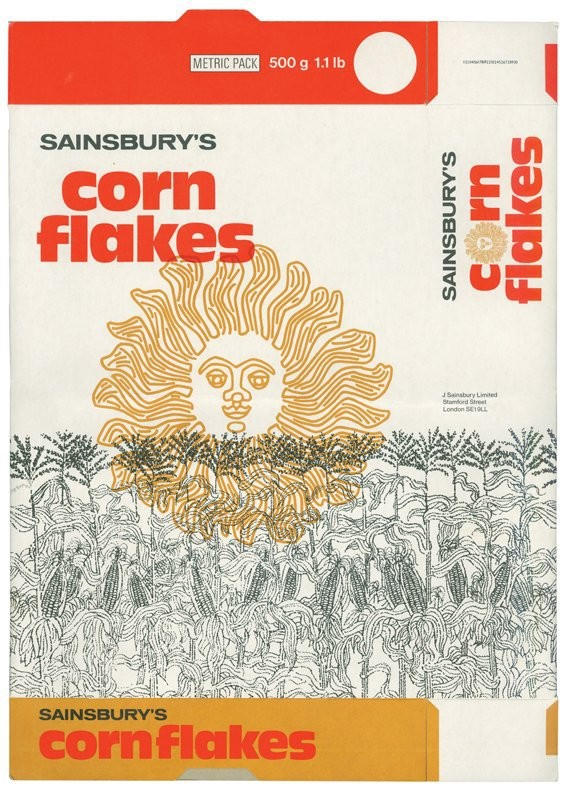 Corn Flakes 1976