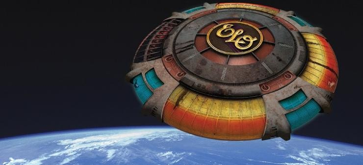 Electric Light Orchestra The Light Shines On