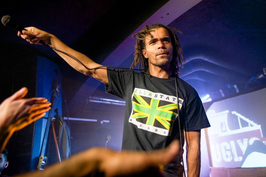 Akala at the Cellar Bar