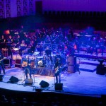 Cast with the Royal Liverpool Philharmonic Orchestra