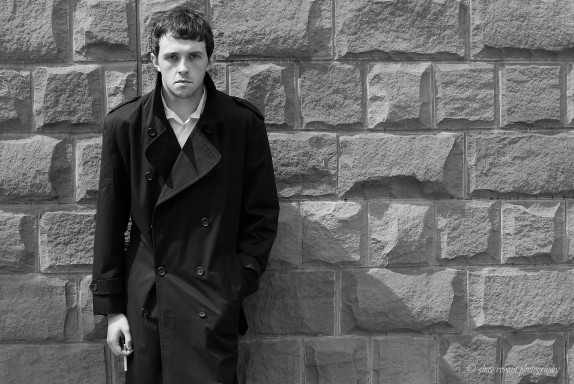 Michael Whittaker as Ian Curtis
