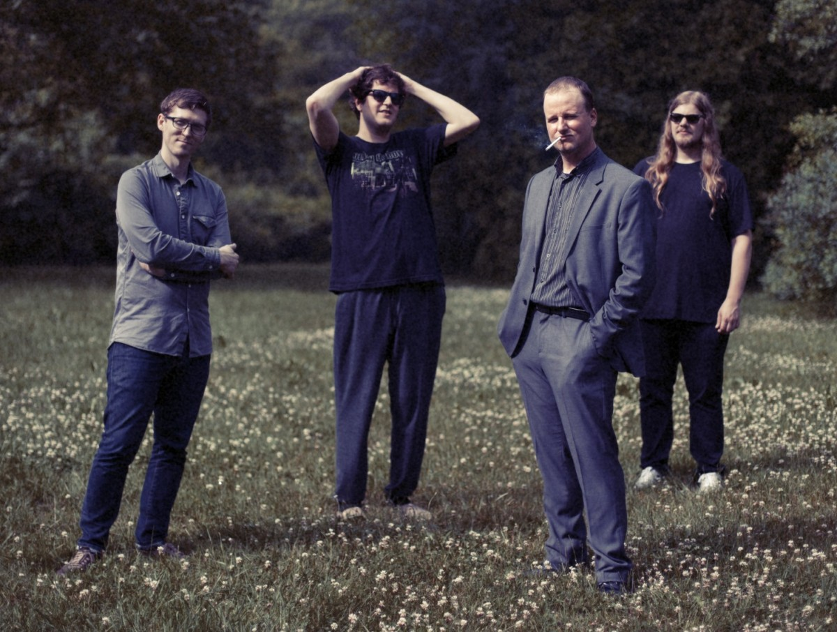 Protomartyr (photo by Zak Bratto)