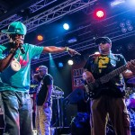 Public Enemy at the O2 Academy