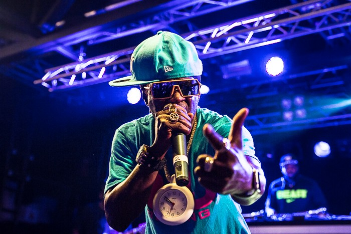 Flavor Flav at the O2 Academy