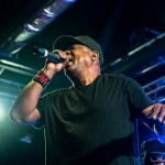 Chuck D at the O2 Academy