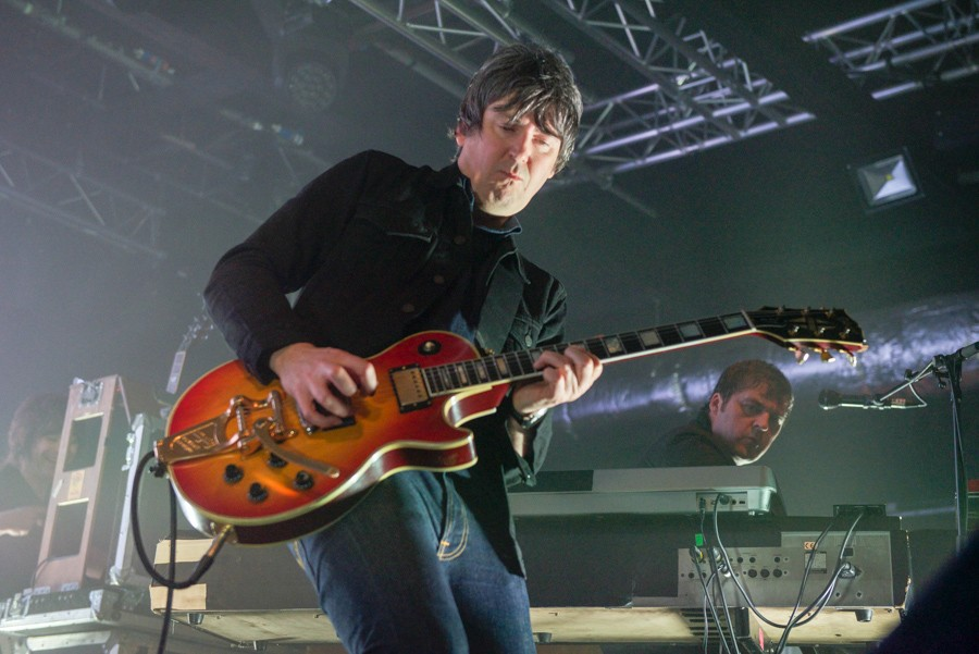 The Charlatans' Mark Collins