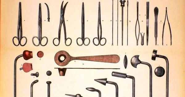 Vintage medical instruments 2