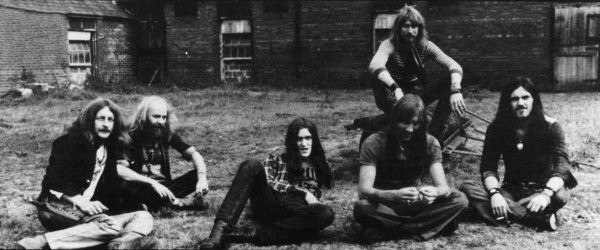 Lemmy with Hawkwind