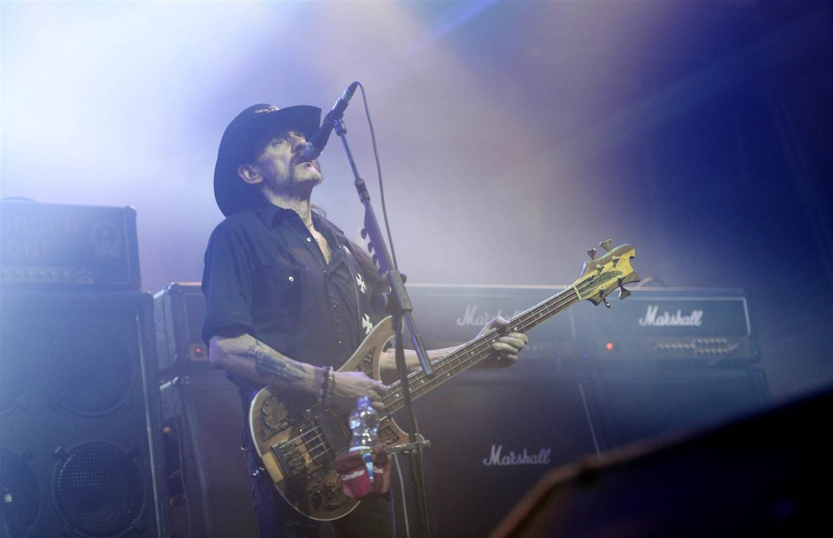 Motörhead's Lemmy RIP - a Getintothis tribute to the