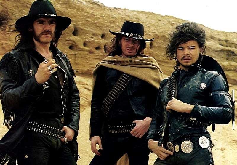 Motorhead's classic line up