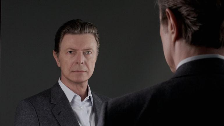 Bowie circa 2013