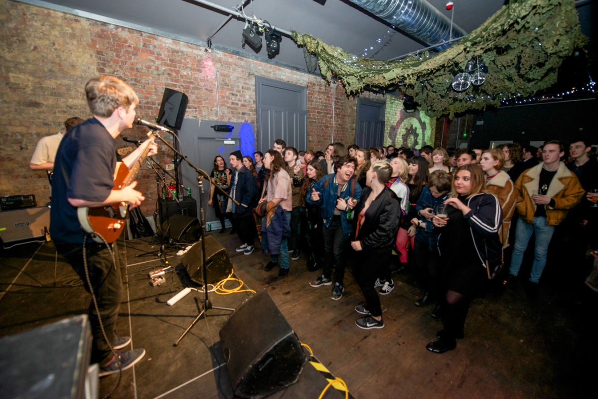 Buyers Club celebrates first birthday with weekender event