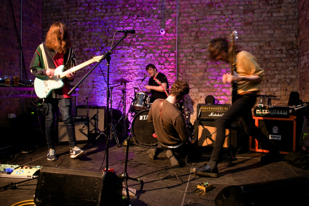 Ohmns at Buyers Club