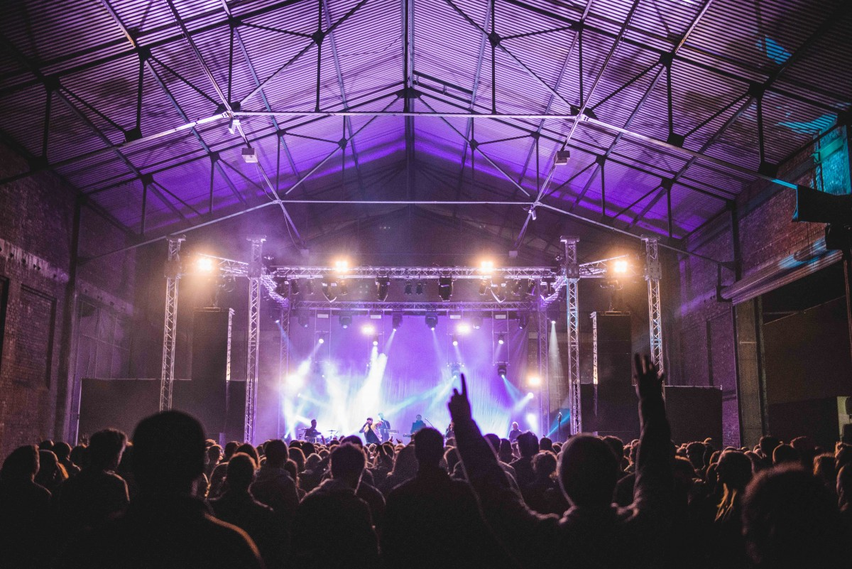 The Baltic Warehouse which hosted Swans last year will now host electronic dance acts