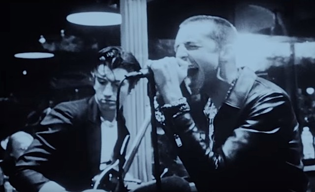 Still from The Last Shadow Puppets 'Bad Habits' video, released January 10th, 2016.