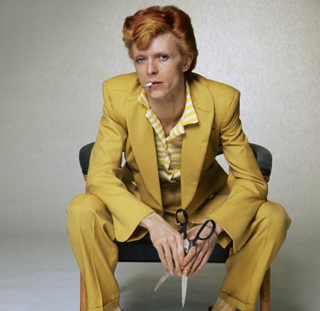 David Bowie: fashion icon