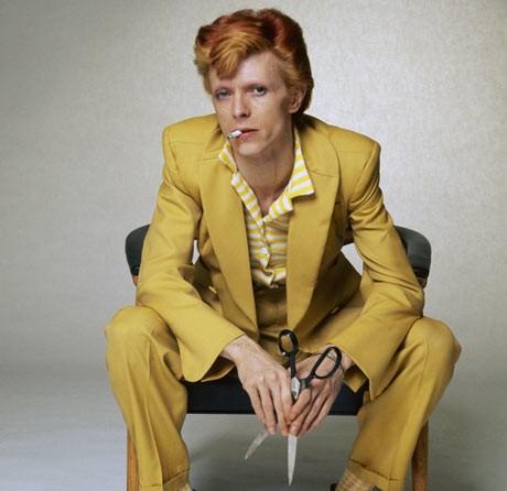 David Bowie: fashion icon