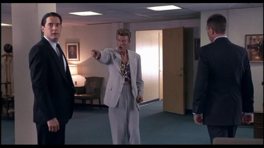 Bowie in Twin Peaks: Fire Walk With Me