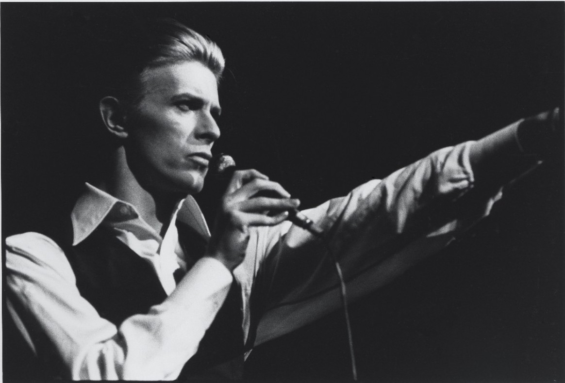 David Bowie - the return of the Thin White Duke