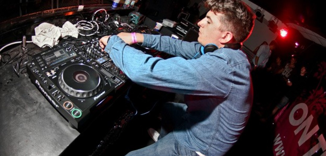 Skream will be taking to the decks at Manchester's Gorilla