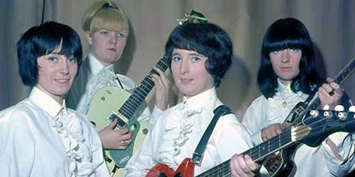 Lost Liverpool #5: Girls with guitars – The Liverbirds, Britain's first all female rock band