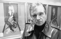 Francis Bacon, pictured in 1976
