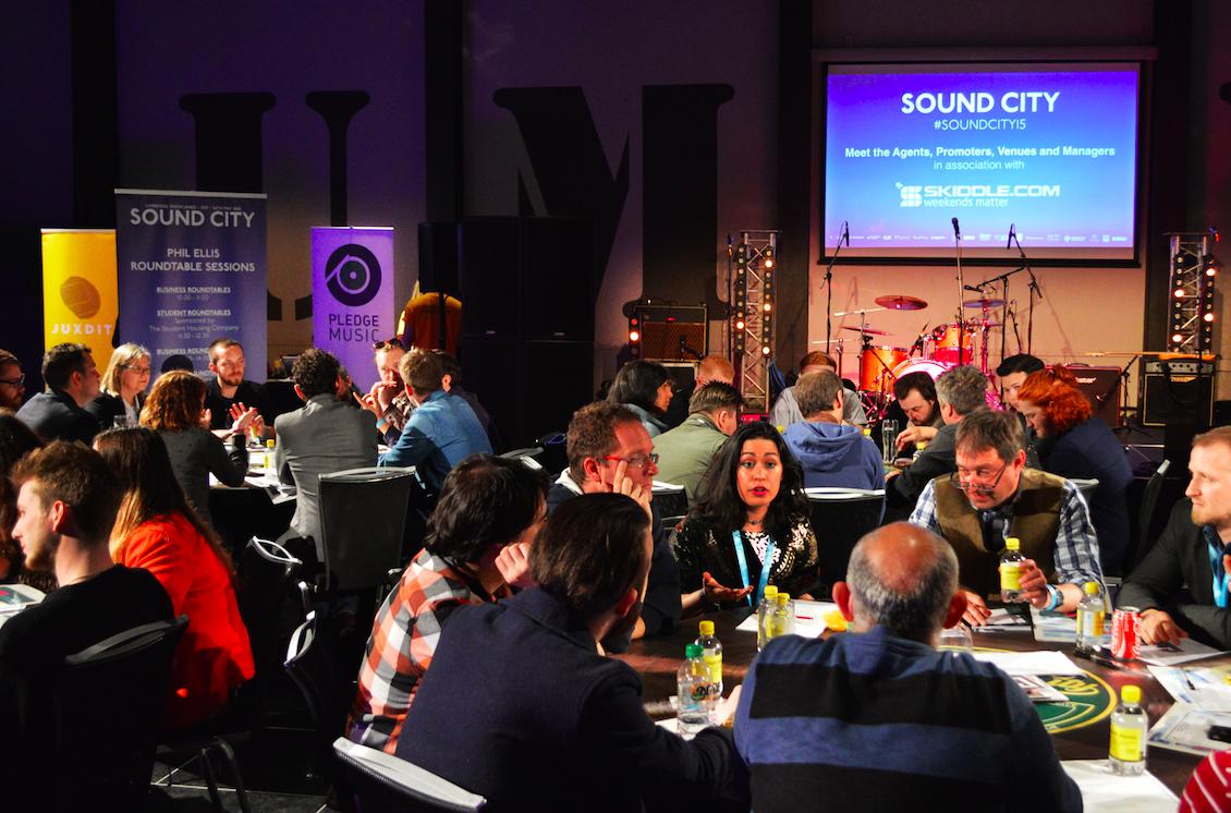 Sound City conference