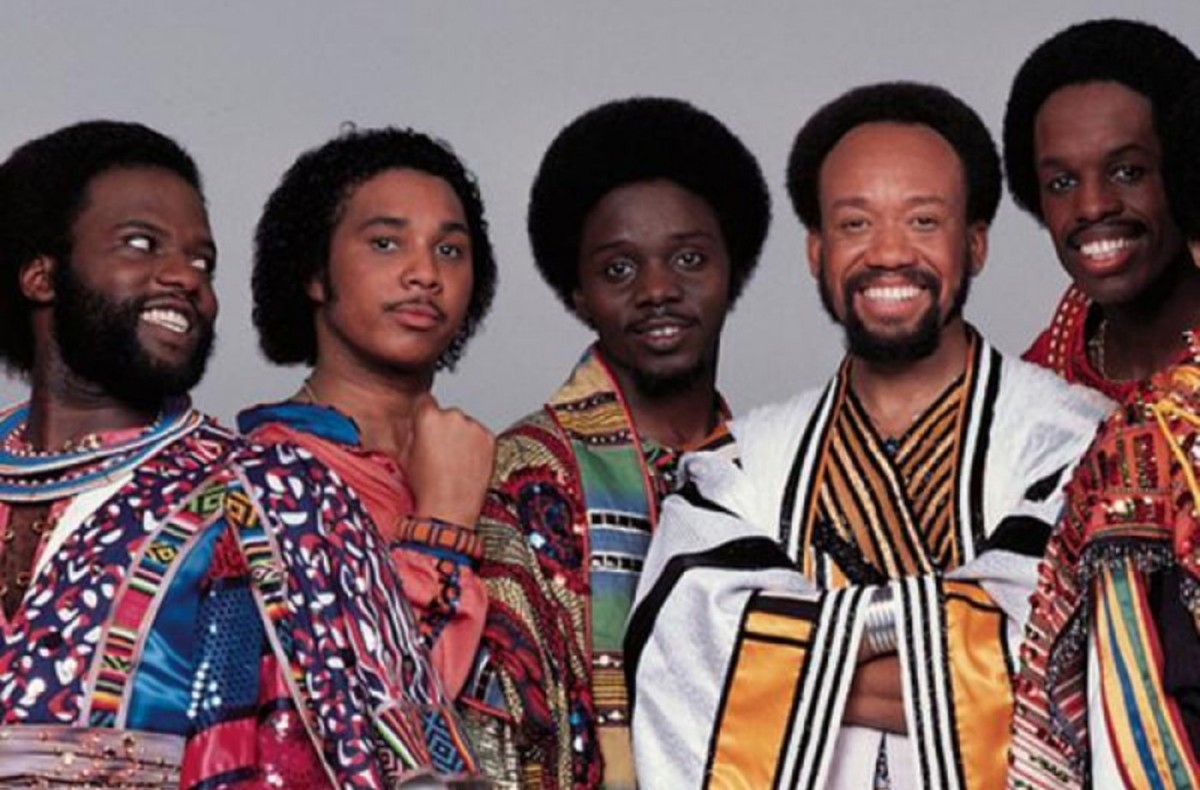 Earth, Wind & Fire in the 1970's