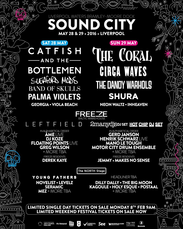 Sound City 2016