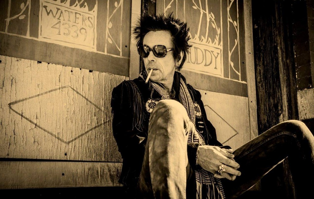 Earl Slick - photo Chuck Lanza