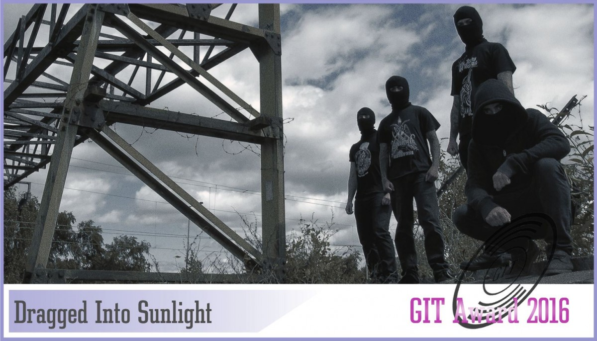 Dragged Into Sunlight - GIT Award 2016 nominees
