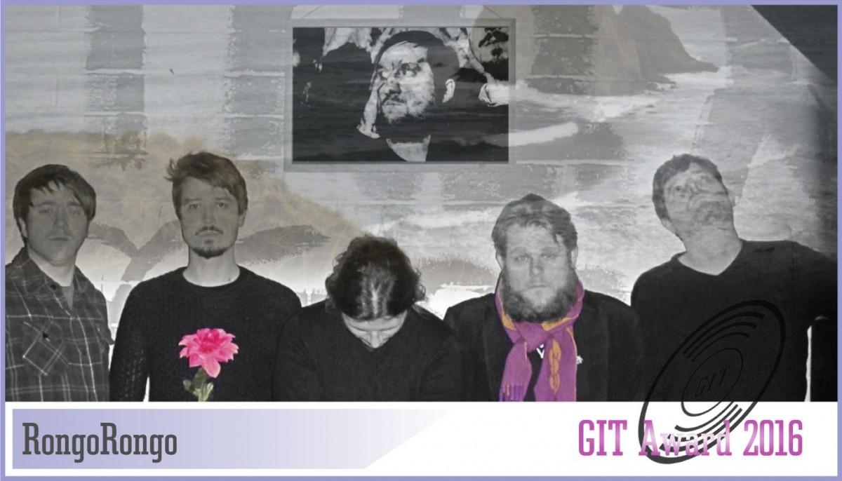 RongoRongo - GIT Award 2016 nominees
