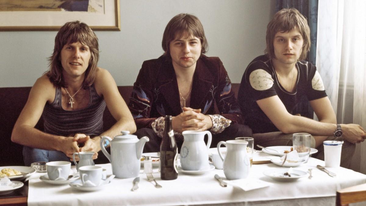 (L-R) Emerson, Lake and Palmer