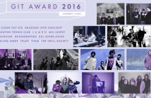 The GIT Award 2016 nominees