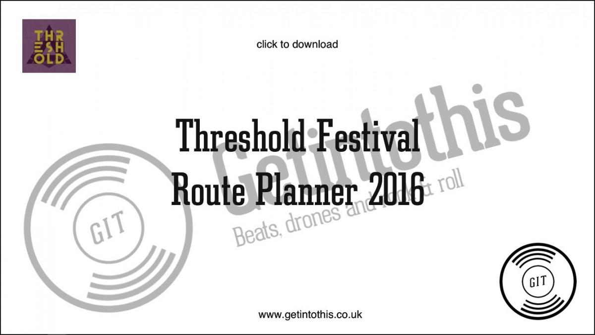 threshold 2016 planner cover
