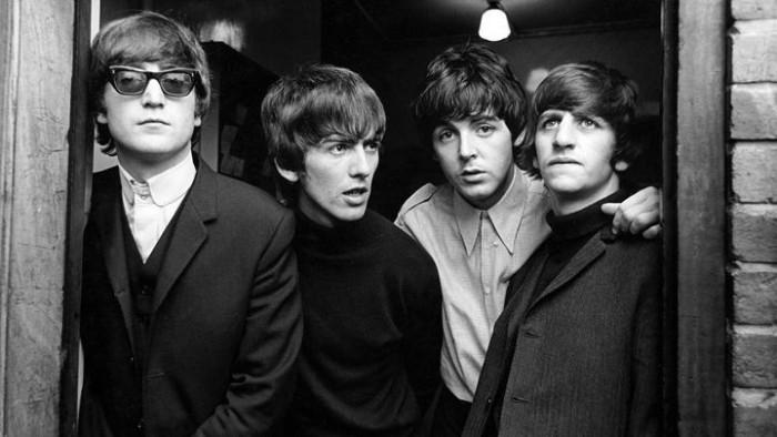 The Beatles (Credit: DAVID MCENERY/REX Shutterstock)