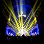 Cream take over the Anglican Cathedral