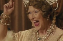 Meryl Streep as Florence Foster Jenkins