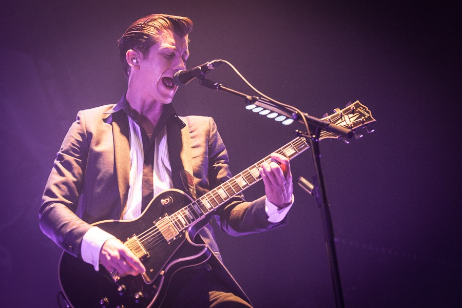 Arctic Monkeys (pic by Keith Ainsworth)