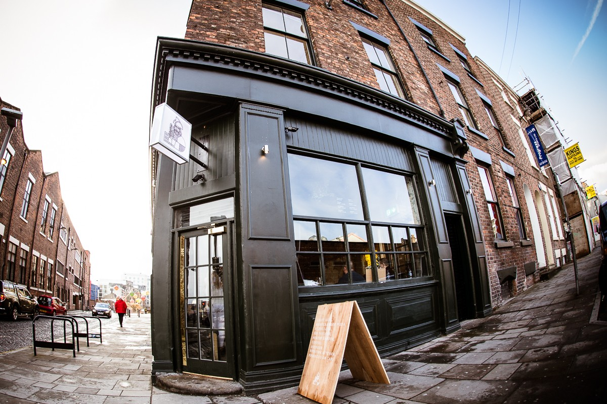 The Merchant Liverpool New Bar And Music Venue Opens Picture Gallery Getintothis