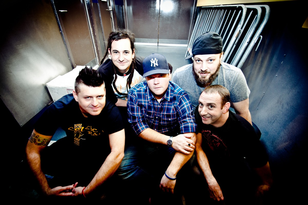 Less Than Jake. Photo from Fat Wreck Chords.